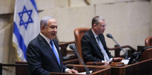 """Netanyahu: En Irán celebran el nuevo gobierno en Israel; """"regresaremos pronto"""""""