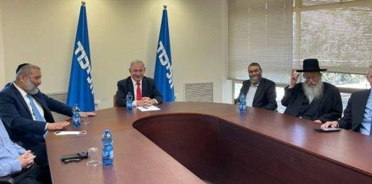 """Promete Netanyahu """"rescatar"""" a Israel del """"peligroso gobierno de izquierda"""" de Bennett"""