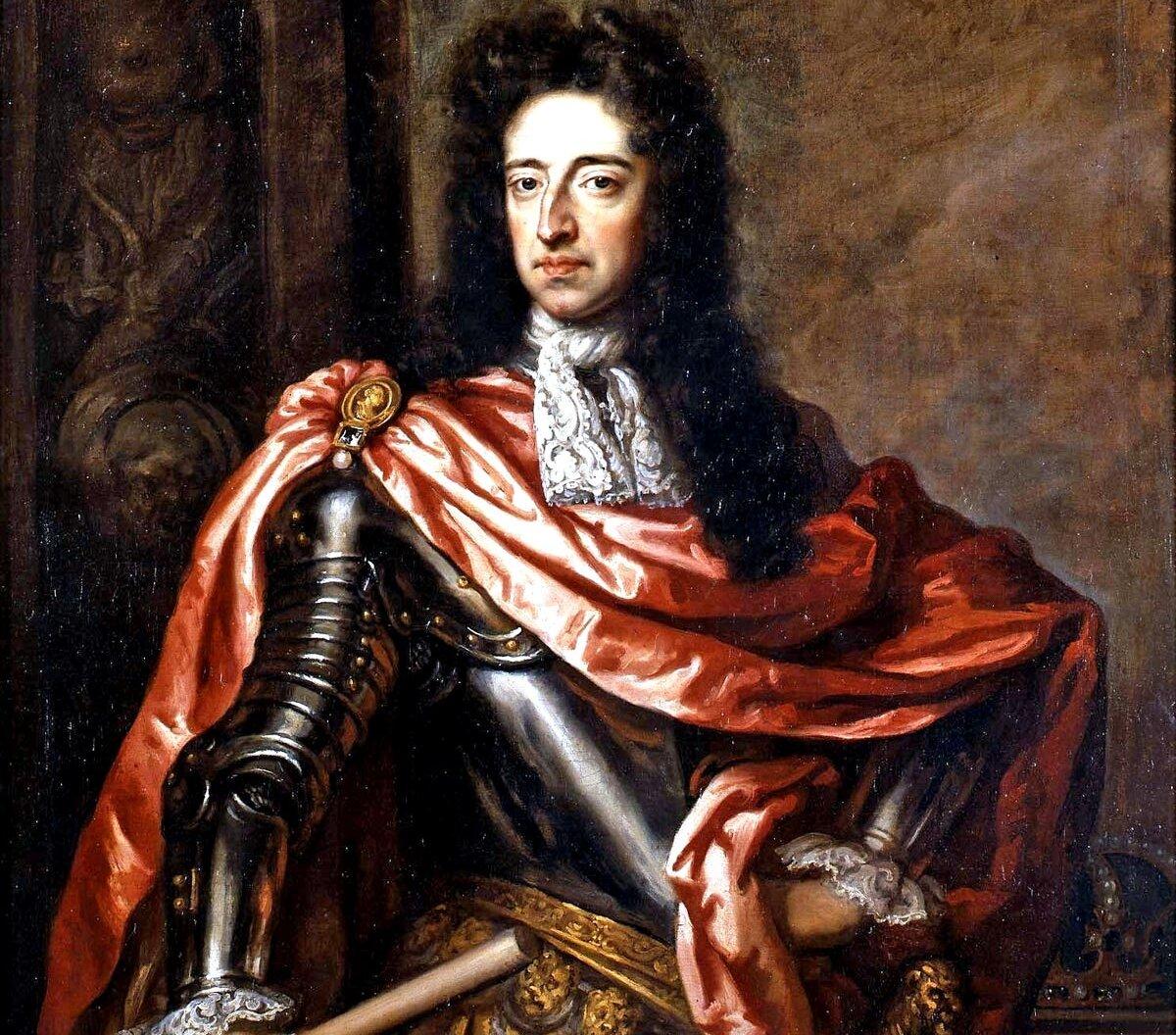 El 23 de junio de 1700, Guillermo III nombró caballero al financiero Salomón de Medina, el primer miembro de la comunidad judía en ser honrado