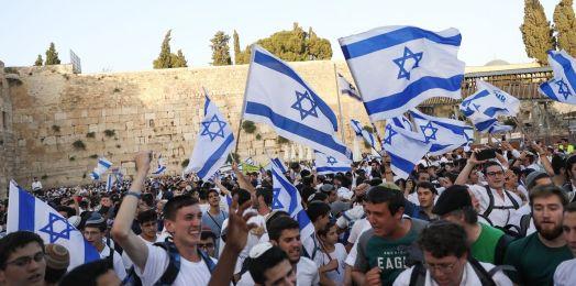 Ejército israelí envía refuerzos de cara a desfile de banderas en Jerusalén