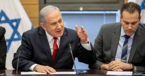 Benjamín Netanyahu y Miki Zohar