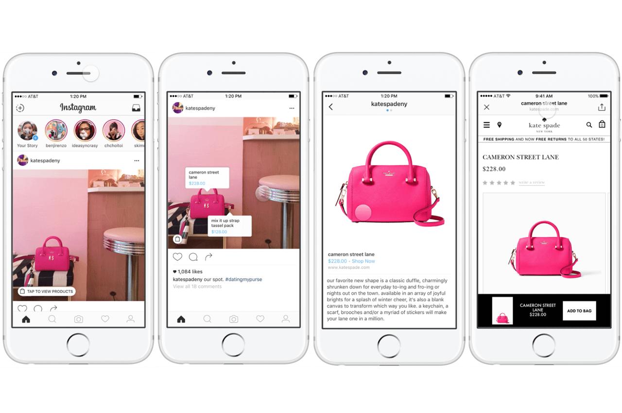 Instagram permitirá a usuarios israelíes abrir una tienda en línea para vender sus productos, lo cual fue anunciado por Facebook el miércoles