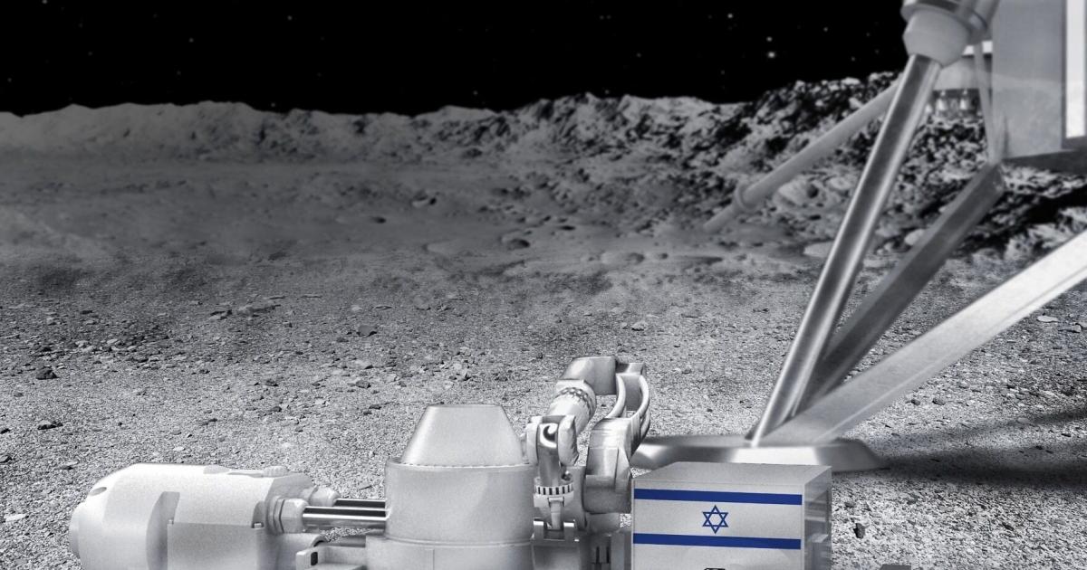 Simulación para producir oxígeno en la luna