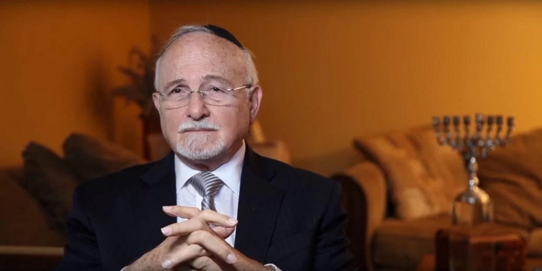 El Rabino Pynchas Brener platicó sobre como ha cambiado la comunidad judía en Venezuela y cómo fue nominado como embajador de Venezuela en Israel