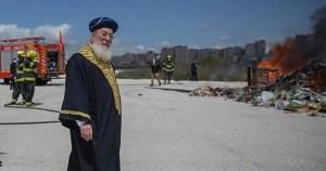 Gran Rabino de jerusalén Shlomo Amar