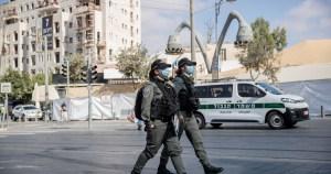 Israel en confinamiento