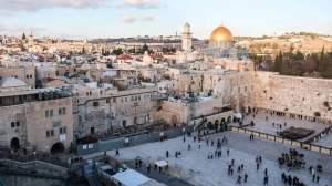 Panorama de la Ciudad Vieja de Jerusalén