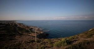 Frontera marítima entre Israel y Líbano