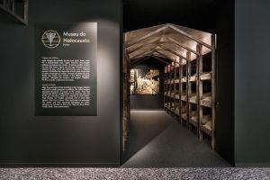 Museo del Holocausto de Oporto en Portugal entregará libros de visitas con miles de comentarios de visitantes de su museo a Yad Vashem