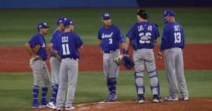 Selección de beisbol de Israel