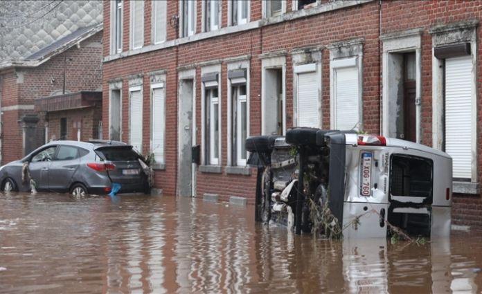 El número de muertos por inundaciones en Bélgica aumentó a 22 el viernes como resultado de las continuas lluvias desde el 14 de julio.