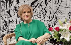 Pilar Rahola, presentó su novela Espía en el Ritz,basada en la historia deBernard Hilda, un violinista judío que tocaba en el hotel Ritz