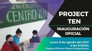 El Embajador de Israel en México, Zvi Tal, inaugurará el centro TEN en el municipio mexiquense de Huixquilucan