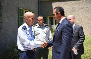Subsecretario de Asuntos Políticos de Baréin, Shaikh Abdulla bin Ahmed Al Khalifa, se reunió con el hombre clave de las FDI sobre Irán durante su visita a Israel