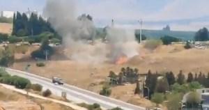 Ataque de Hezbolá contra Israel