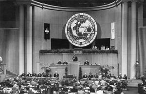 El WJC celebra este 8 de agosto el 85 aniversario de su fundación, 230 delegados de 32 países se reunieron en Ginebra, Suiza para fundarlo