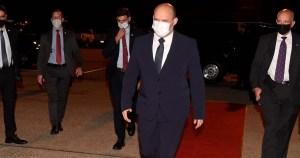 El primer ministro de Israel, Naftali Bennett visita Washington