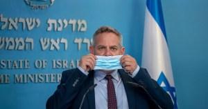 Ministro de Salud de Israel, Nitzan Horowitz