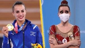 """El Comité Olímpico Ruso (ROC) expresó su indignación por la """"injusticia"""" de la victoria de la medalla de oro para Linoy Ashram de Israel"""