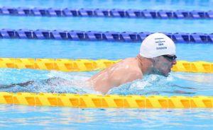 El nadador paralímpico Ami Omer Dadaon ganó la tercera medalla de Israel en los Juegos Paralímpicos de Tokio 2020, obteniendo el segundo lugar