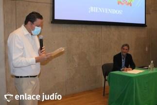 01-09-2021-ENTREGA DE ARCHIVO HISTORICO DE HASHOMER HAT ZAI MEXICO AL CDIJUM 32