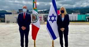 """Parte del hermanamiento entre los gobiernos del Estado Judío y Huixquilucan se realizó la jornada asistencial """"Israel abraza a Rosa Mística"""""""