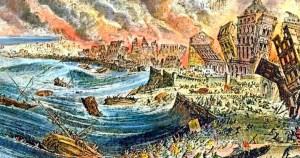 los temblores en la Biblia
