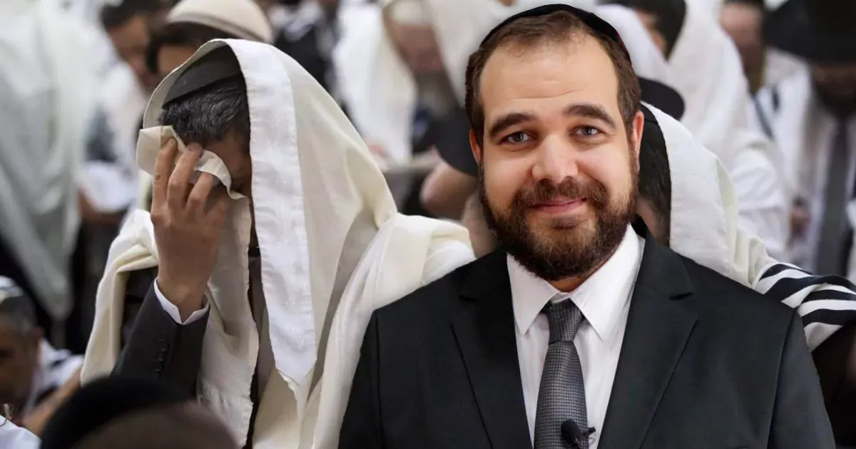 entrevista al Rabino Moisés Chicurel acerca de Yom Kipur