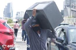 28-09-2021-RECOLECCION DE RESIDUOS ELECTRONICOS EN HUIXQUILUCAN KKL MEXICO 17