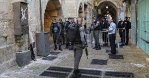 Intento de acuchillamiento en la Ciudad Vieja de Jerusalén