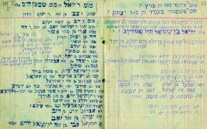 El Museo y Archivos Judíos Húngaros y la Biblioteca Nacional de Israel compraron documentos de los siglos XIX y XX relacionados con la vida judía en Hungría