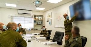 Militares israelíes