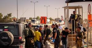Intento de apuñalamiento contra soldados israelíes en Gush Etzión