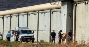 Prisión de Gilboa en Israel