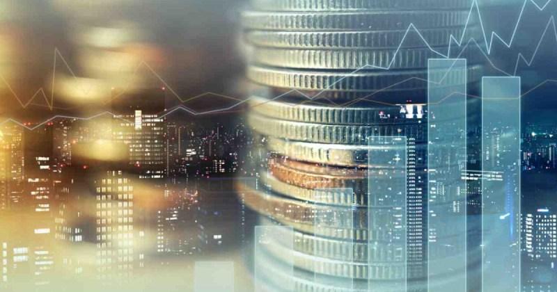 Ilustración de finanzas