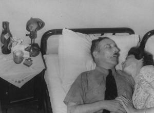 Stefan Zweig se suicida con su esposa