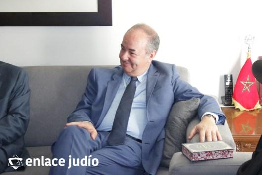 04-10-2021-RABINOS VISITAN LA EMBAJADA DE MARRUECOS 12