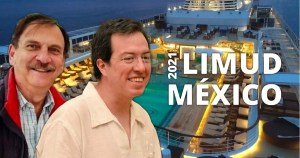 Jacobo Viskin y Renato Huarte en Limud México