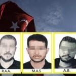 Presuntos espías del Mossad detenidos en Turquía