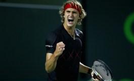 Zverev y Fognini descienden en ranking de la ATP
