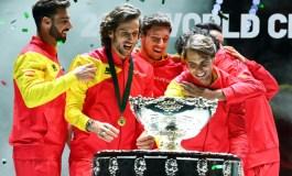 Nadal lidera a España a su sexta Copa Davis