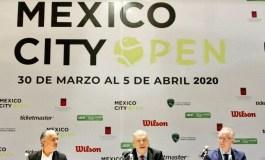 Mexico City Open tomará medidas ante brote de coronavirus