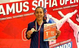 Rosario Espinoza obtiene el oro en abierto de Bulgaria de Taekwondo