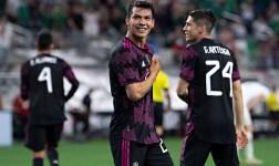 Doblete salvador del Chuky Lozano, México 2-1 Islandia