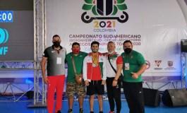México logra cuatro plazas a Juegos Olímpicos en levantamiento de pesas