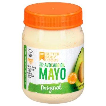 BetterBody Foods 100% pure Avocado oil mayo