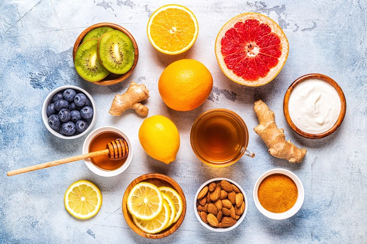 How Diet Influence Immune Function?