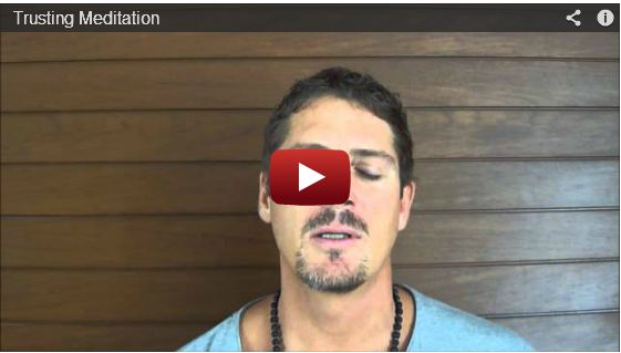 Click Here to Watch Jafree's Trusting Meditation Video Now!