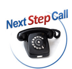 next step call