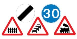 EN Traffic Signs